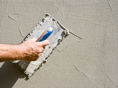 Шпаклевать фасад дома своими руками 14